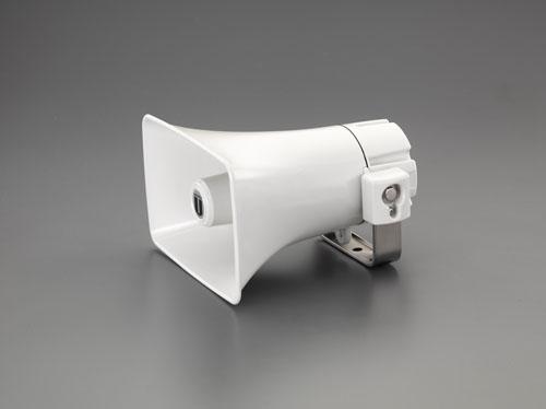 エスコ(ESCO) 15W 防滴型スピーカー EA763CS-7A
