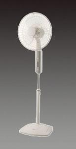 エスコ(ESCO) AC100V/69W/40cm 扇風機(床置型/首振り) EA763F-2