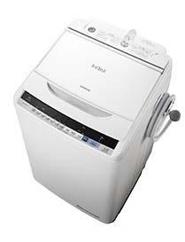 エスコ(ESCO) 8.0kg/608x610x1000mm 全自動洗濯機 EA763Y-11G