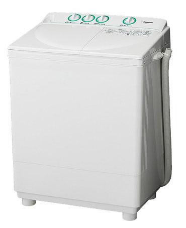 エスコ(ESCO) 4.0kg/797(W)x952x470mm 2槽式洗濯機 EA763Y-23