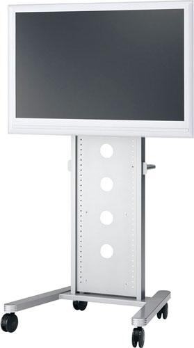 エスコ(ESCO) 850x770x1667mm ディスプレイスタンド EA764AG-51