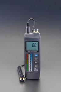 エスコ(ESCO) デジタル水分計(木材・非木材用) EA776B-13