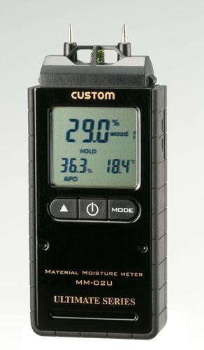 エスコ(ESCO) コンパクト水分計(木材・非木材用) EA776B-17