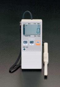 エスコ(ESCO) 塩分濃度計 EA776BB