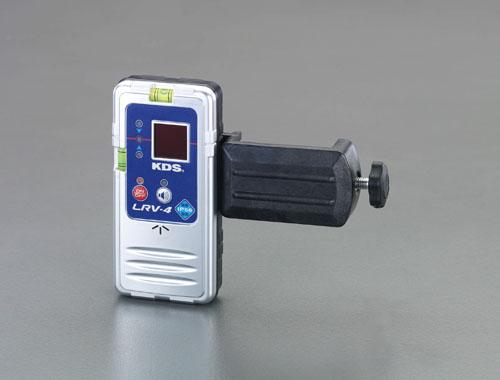 エスコ(ESCO) [レーザー墨出し器用]受光器(クランプ付) EA780K-10