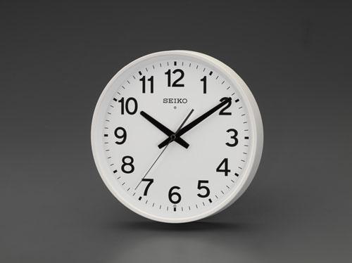 エスコ(ESCO) φ310mm [電波]掛時計 EA798CC-55A