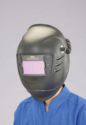 エスコ(ESCO) DIN9-13/102x58mm アーク溶接面 EA800PJ
