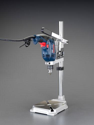 エスコ(ESCO) 10mm/450W 電気ドリル(ドリルスタンド付) EA801BT-20