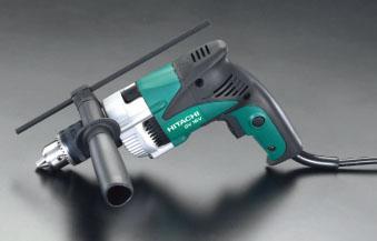 エスコ(ESCO) 13mm/590W 振動ドリル(正逆転・無段変速) EA801DJ