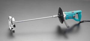 エスコ(ESCO) AC100V/610W パワーミキサー(中速型) EA802AA-2