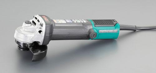 エスコ(ESCO) 100mm/980W ディスクグラインダー EA809BP-2A