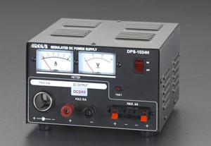 エスコ(ESCO) AC100V→DC24V/10A 直流安定化電源 EA812-22