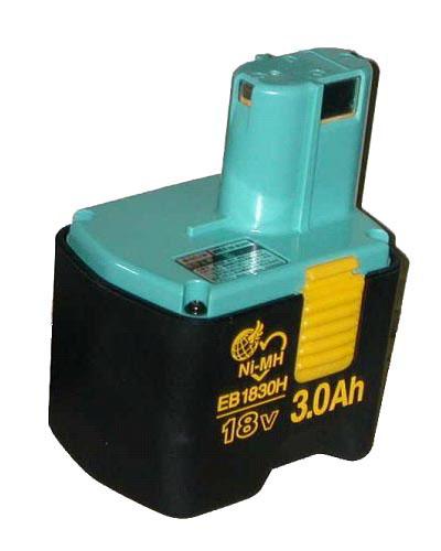 エスコ(ESCO) DC18.0V 交換用バッテリー(ニッケル水素電池) EA813HF-2