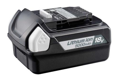 エスコ(ESCO) [18V ・5000mAh]交換用バッテリー EA813RB-18F