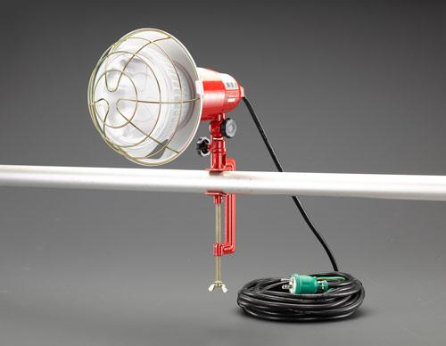 エスコ(ESCO) AC100V/25W 作業灯/LED(コード10m) EA814AG-13