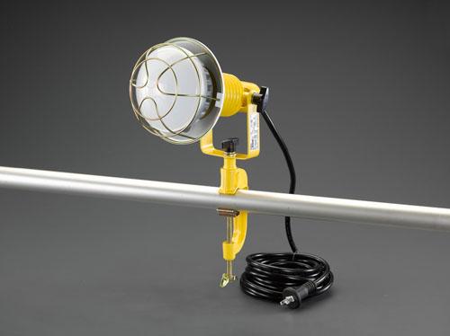 エスコ(ESCO) AC100V/26W 作業灯/LED(コード5.0m) EA814DL-21