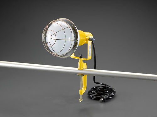 エスコ(ESCO) AC100V/42W 作業灯/LED(コード5.0m) EA814DL-36
