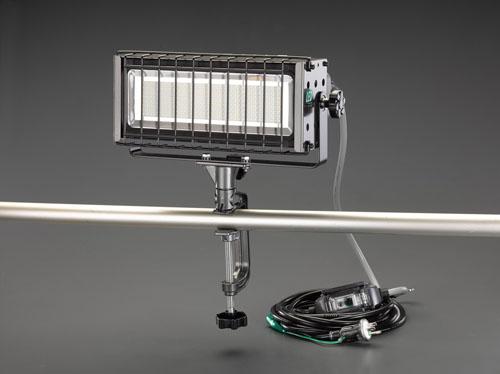 エスコ(ESCO) AC100V/100W 作業灯/LED(コード5m) EA814EL-5
