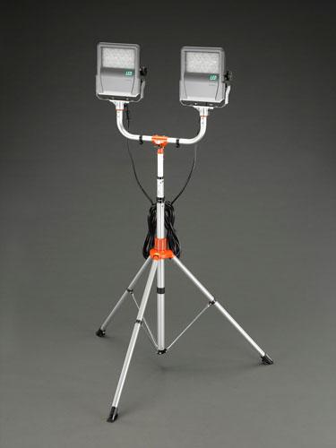 エスコ(ESCO) AC100V/60W 作業灯/LED(コード5m) EA814EL-7
