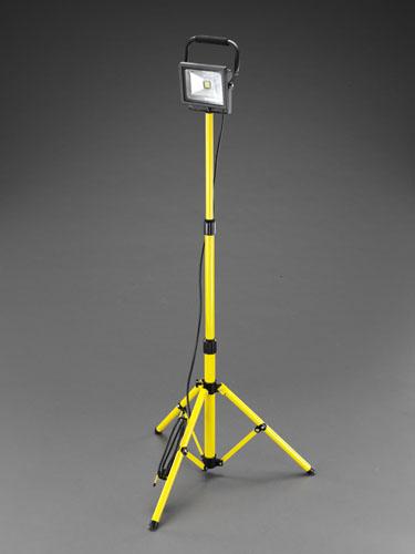 エスコ(ESCO) AC100V/20W 作業灯/LED(スタンド付) EA814RC-1