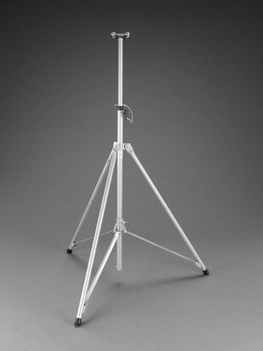 エスコ(ESCO) 1.2-2.0m 作業灯スタンド EA814ZA-12