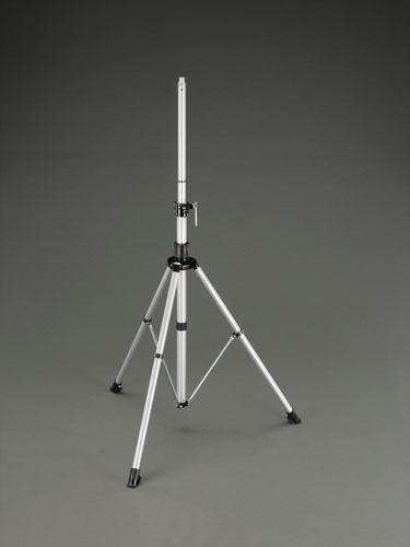 エスコ(ESCO) 1.32-1.97m 作業灯スタンド EA814ZA-6