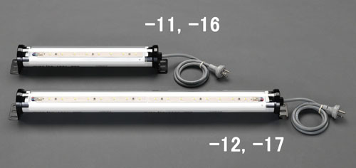 エスコ(ESCO) AC100V/11W/610ルーメン 照明灯/LED EA815LA-11