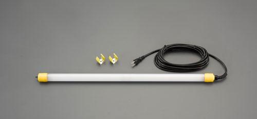 エスコ(ESCO) AC100V/8W 作業灯/LED(固定ホルダー2個付) EA815LD-701