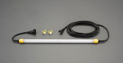 エスコ(ESCO) AC100V/8W 作業灯/LED(連結式) EA815LD-711