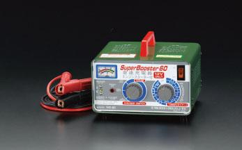 エスコ(ESCO) AC100V 急速充電機 EA815YA-1