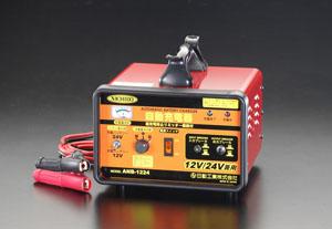 エスコ(ESCO) AC100V 自動充電器 EA815YA-10