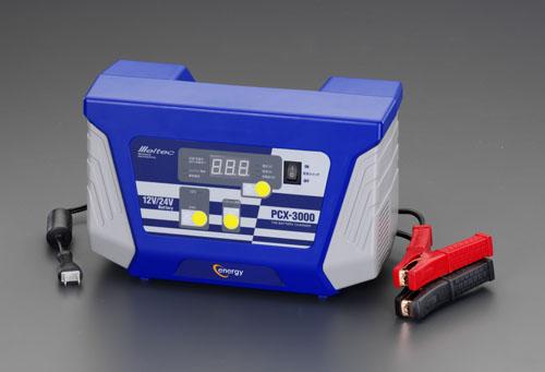 エスコ(ESCO) AC100V 自動充電器 EA815YA-11A