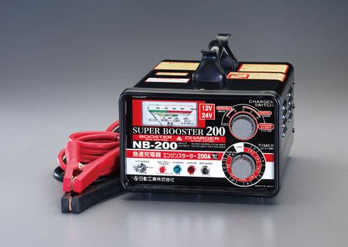 エスコ(ESCO) AC100V 急速充電器 EA815YA-9