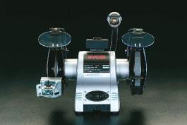 エスコ(ESCO) AC100V/300W/150mm ベンチグラインダー EA818AL