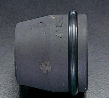 エスコ(ESCO) 1・1/2sqx55mm インパクトソケット EA164HB-55