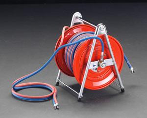 エスコ(ESCO) 30m ガスリール(酸素・アセチレン用) EA300-10