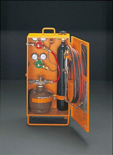 エスコ(ESCO) 溶接溶断セット(アセチレン・酸素) EA300C