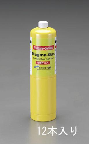 エスコ(ESCO) マグマガス(EA302HC-1、-2、-6用/12本) EA302HC-10