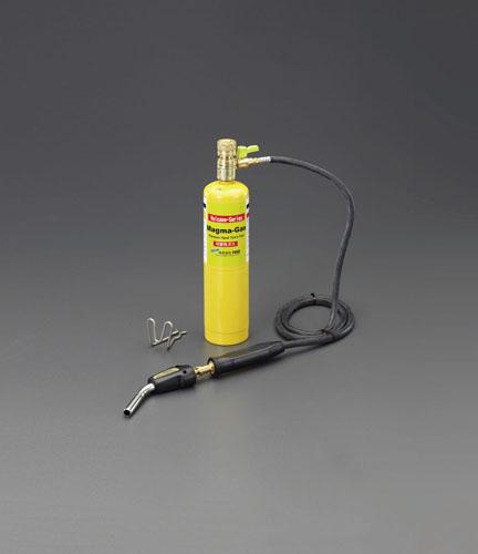 エスコ(ESCO) 2200℃ ホース付自動着火トーチ(マグマガス用) EA302HC-2