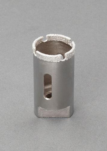 エスコ(ESCO) 21mm ダイヤモンドホールソー(替刃のみ) EA823SA-21