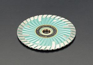 エスコ(ESCO) 204x2.4x25.4mm ダイヤモンドカッター EA843RD-204