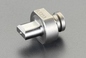 エスコ(ESCO) [EA858HD、HE用] 11x16.5mm 長穴用ポンチ EA858HE-11