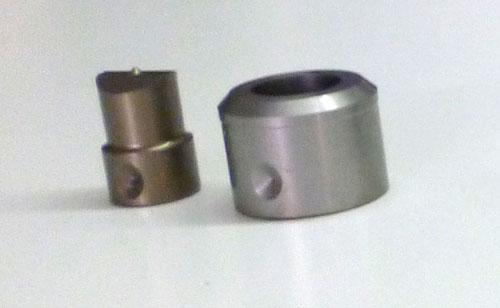 エスコ(ESCO) 12mm パンチ(EA858HR-1A/丸穴・厚板用) EA858HR-112