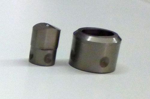 エスコ(ESCO) 8.5x13mm パンチ(EA858HR-1A/長穴・薄板用) EA858HR-202