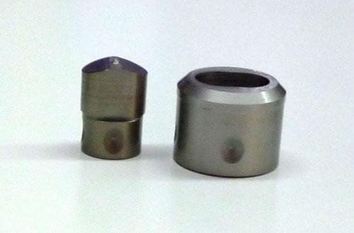 エスコ(ESCO) 10x15mm パンチ(EA858HR-1A/長穴・厚板用) EA858HR-207
