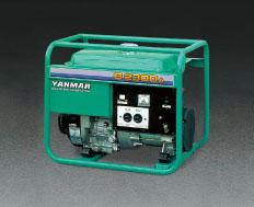 エスコ(ESCO) AC100V/2.0KW(50Hz) 発電機 EA860C-1