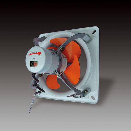 エスコ(ESCO) AC100V/φ25cm 工業用換気扇(1速) EA897E-25A