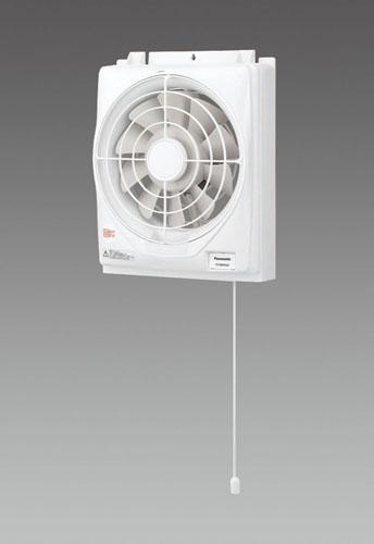 エスコ(ESCO) AC100V/φ20cm(羽根径) 窓用換気扇 EA897EL-20