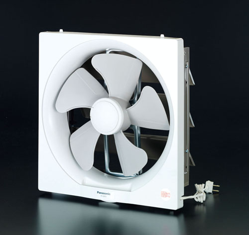 エスコ(ESCO) AC100V/φ30cm(羽根径) 換気扇 EA897EM-35