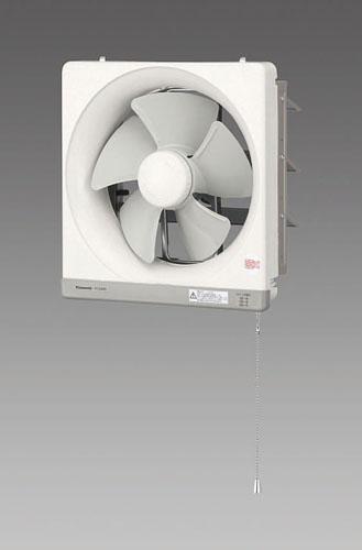 エスコ(ESCO) AC100V/φ25cm(羽根径) 金属製換気扇 EA897EN-30HA
